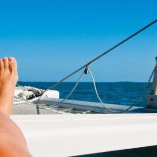 Sei stressato? Scegli una vacanza in barca!