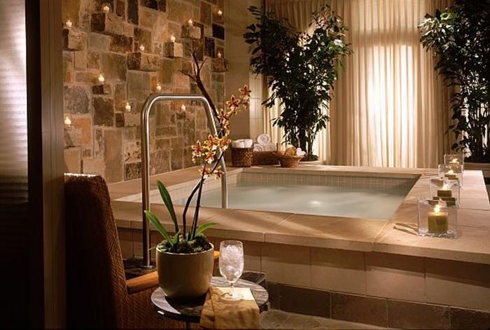 Bagno Di Casa Come Una Spa : I piccoli trucchi per creare una spa a casa vostra notizie da