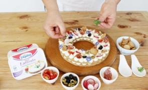 Cream tart: la torta più trendy del 2018