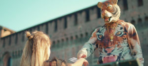 tiger dek trapper