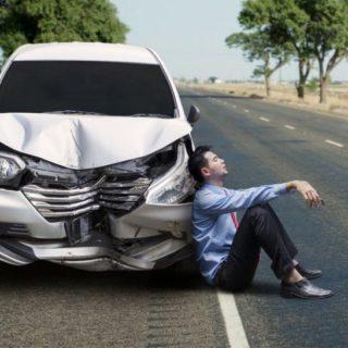 L'aumento dell'acquisto di auto incidentate